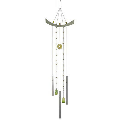 Woodstock Feng Shui Chi Energy Wind Chime Chimes JADE model #CEJ