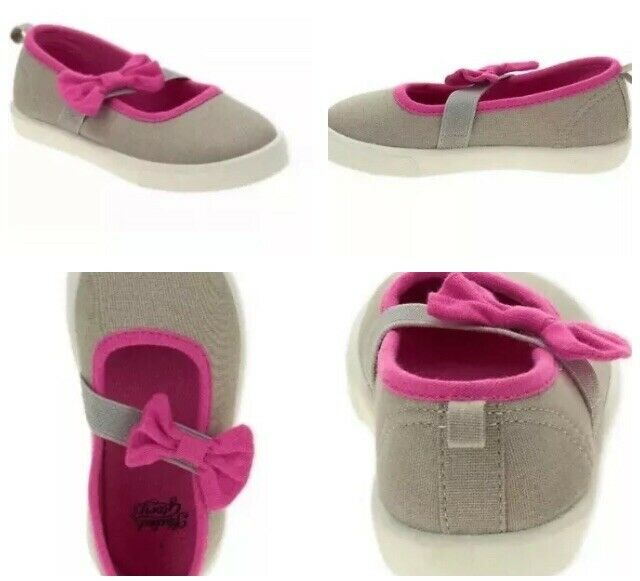 NEW Faded Glory Casual Mary Jane Shoes Mint//White Size 7 thru 11 Toddler Girls