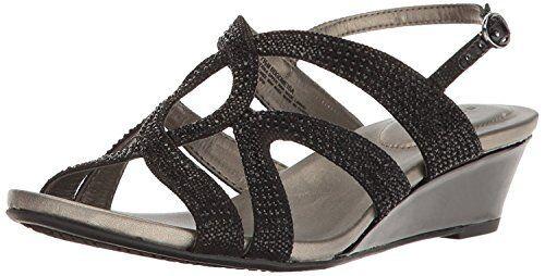 Select SZ//Color. Bandolino Womens Gomeisa Wedge Sandal