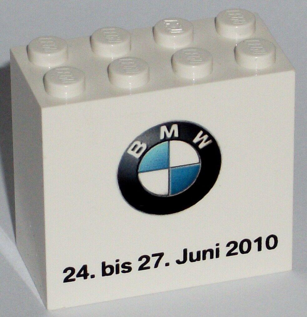 LEGO LEGOLAND sammelstein spécial Pierre promostein BMW 24. au 27. juin 2010-NEUF