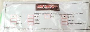 WRP-desgaste-Descuento-Lente-FOX-MAIN-Pro-Gafas-motocross-quad-Claro