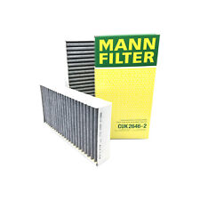 MERCEDES 280 CDI 300 CDI 320 CDI 350 CDI 2x LUFTFILTER FILTER SET MANN FILTER