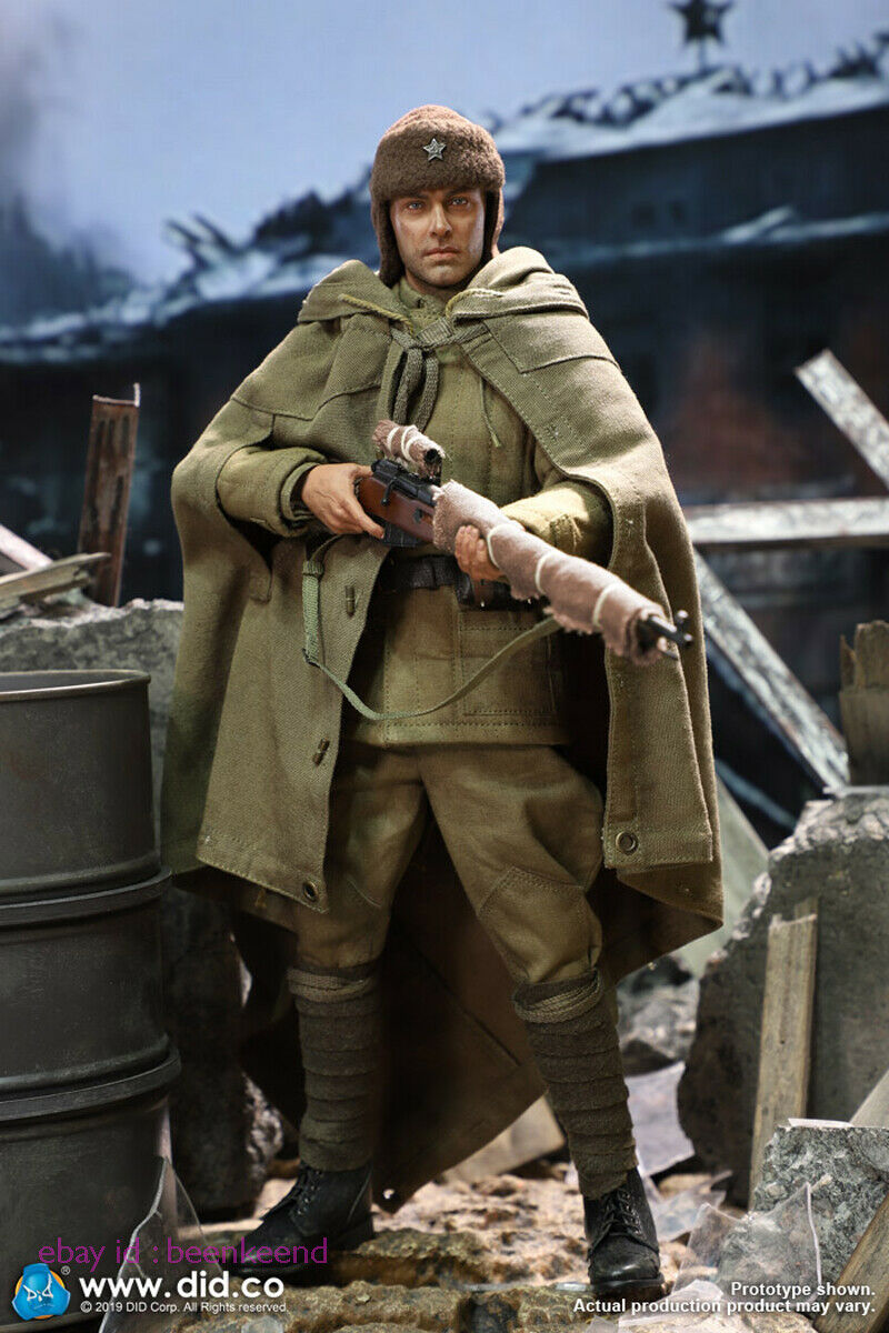 Stalingrado  francotirador soviético enemigo de la segunda guerra mundial, Vassili