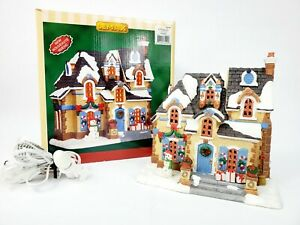 Lemax Christmas Village - Pierre's Christmas Residence (2013) - Great Condition!