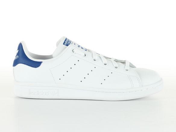 ADIDAS STAN SMITH Bianco Blu Jeans Scarpe Shoes Sportive Sneakers EE6173 2019