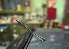 VW Golf II Metall Dachantenne Antenne Umbau Tuning Zubehör für Modellauto 1/18