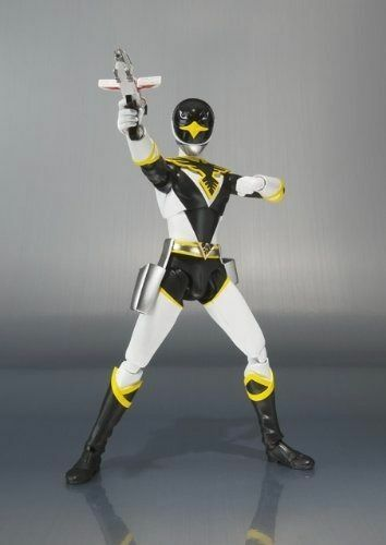 S.H.Figuarts Chojin Sentai Jetman Schwarz Condor Actionfigur Bandai aus Japan Film, TV & Videospiele