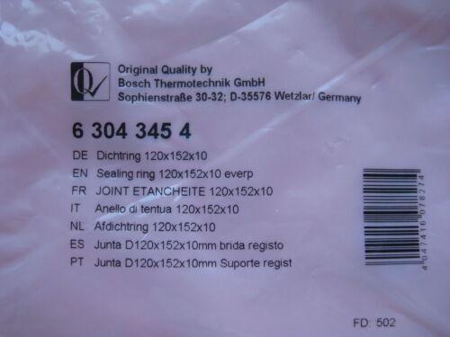 Handhole Gasket Memory Boiler Lid Gasket Buderus 63043454 Sieger Gasket