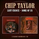 Last Chance/Some of Us by Chip Taylor (CD, Jan-2016, 2 Discs, Cherry Red)