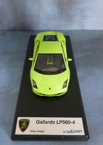 Looksmart-Lamborghini-Gallardo-LP560-4-2012-1-43-Verde-Ithaca