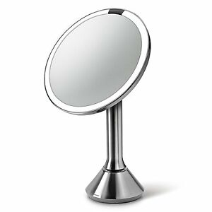 Simplehuman Sensor Magnifying Mirror Bt1080 Tru Lux Light