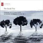 Rachmaninov, Tchaikovsky: Piano Trios (2010)