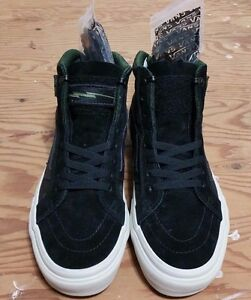aacbd24c65 VANS x DEFCON Syndicate Sk8-Hi Notchback Pro Multicam Black 9 SAMPLE ...