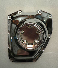 GEAR CASE CAM COVER CHROME HARLEY TWIN CAM 2001-UP OE STYLE