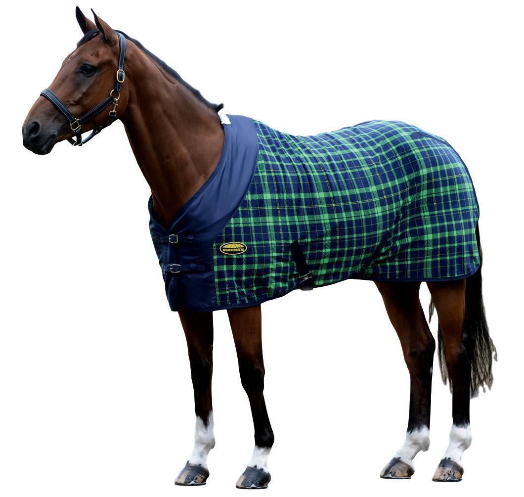 Weatherbeeta Fleece Cooler Standard Neck with Nylon Lined Shoulders