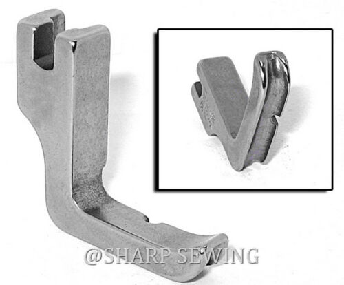 """PIPING 1//8/"""" RIGHT CORDING SOLID #12435R-1//8 ZIPPER FOOT HIGH SHANK"""