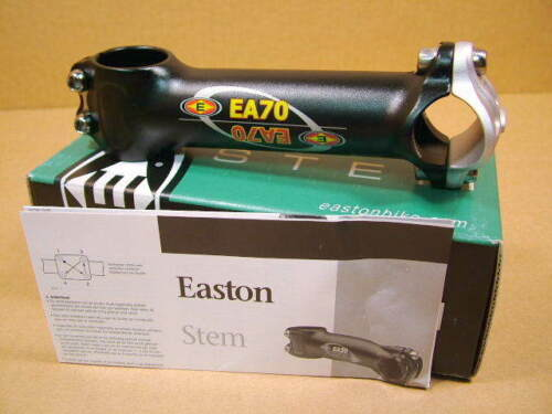 New Reversible Easton EA70 MTB Stem 130mm x 25.4mm