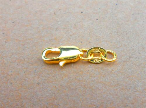 """crystal PRAYING HAND charm pendant GOLD FILLED 18K necklace 24/"""" chain female men"""