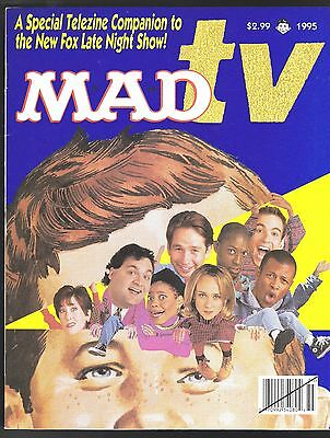 MAD MAGAZINE TV SPECIAL # 1 FOX LATE NIGHT SPY VS SPY DRUCKER JAFFEE DON  MARTIN | eBay