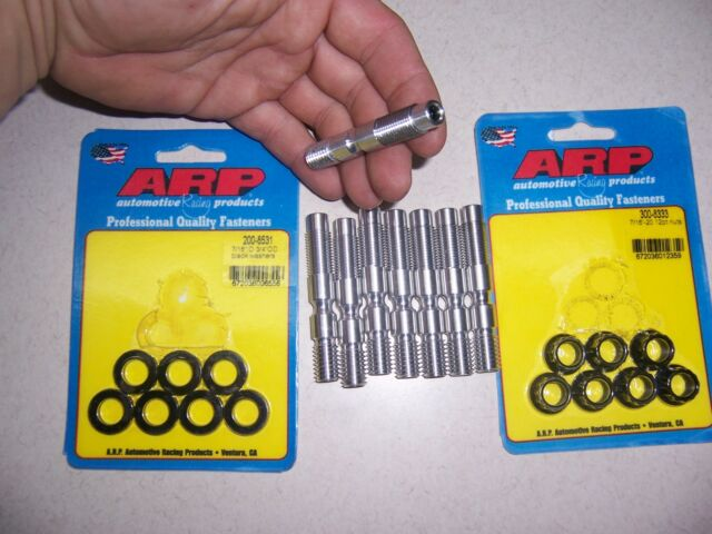 Blower studs with hardware, 6-71, 14-71, Supercharger, 392 Hemi, ARP, Drag Race