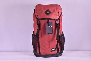 Hurley Daley Large Backpack, Red / Black