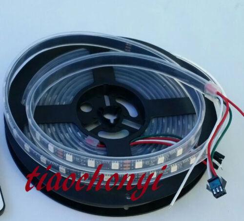 16.4FT 5M WS2811 5050 RGB Dream color 30 Leds Digital strip Light Waterproof 12V