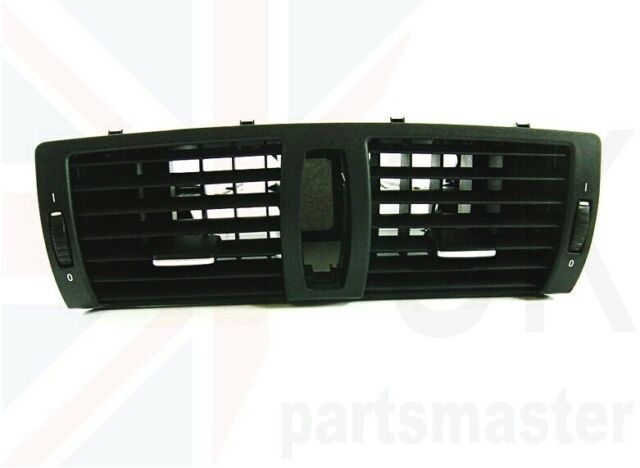 BMW 1 Série E81 E82 E87 E88 Neuf Véritable Frais Aération Grille Centre 7059189