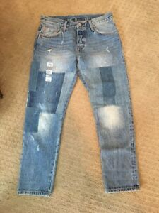 """4 27 Jeans Anthropologie Nwt Relaxed Anthropologie Relaxed 198 Levi's Jeans Levi's Nwt 27"""" ExqIwSP"""