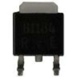 2sb1184 Transistor- Rohm Semi-conducteur 2sb1184 To-252 Court Broches Hnglq1nt-07225350-969447733