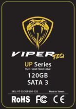 """ViperTeq UP Serie interne SSD 2,5"""" SATA3 6 Gbit/s, bis zu 560 MB/s schwarz, gelb"""