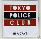 (D333) Tokyo Police Club, In A Cave - DJ CD
