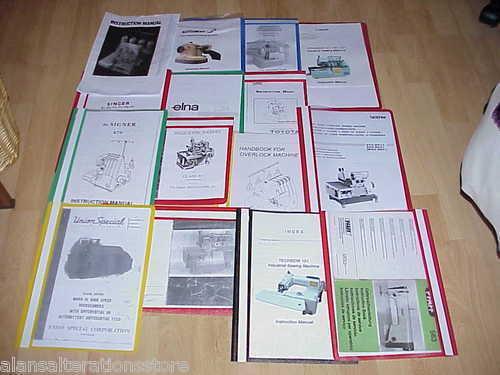 Brother Twin Needle LT2-B841-2-5-7-8 872-875 Sewing Machine Operator Manual.