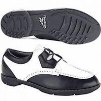 Reebok Trac Mock Golf Shoes Spikeless Sz 5 Med $90
