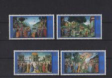 Vaticano 2000 Serie Cappella Sistina restaurata MNH