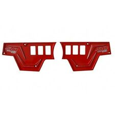 CNC Red Dash Plate Spare Parts for 2015 Model Polaris Rzr 900s Off Road UTV