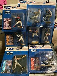 STARTING LINEUP 1996 Edition- The Year's Greatest MLB Players!!!
