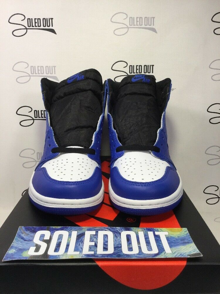 "AIR JORDAN 1 RETRO HIGH OG ""GAME ROYAL"" 2018 - ITEM NUMBER 2705-2"