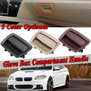 Tuergriff-Griff-Handschuhfach-Offner-3-Farben-fuer-BMW-F10-F18-F02-F01-5er-7er