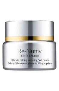 Estee-Lauder-Re-Nutriv-Ultimate-Lift-Rejuvenating-Soft-Creme-1-7Oz-New-In-Box
