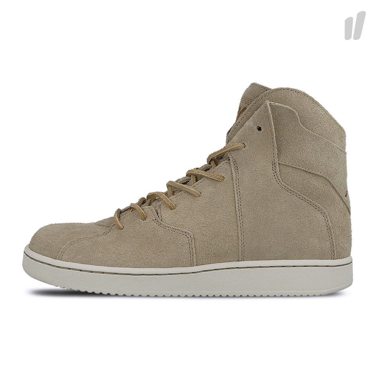 NIKE JORDAN WESTBROOK 0.2 Suede Trainers Boots Fashion Hi Top () Khaki