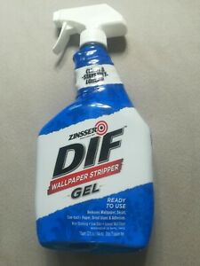 Zinsser 2466 DIF GEL Spray Ready Wallpaper Remover ...