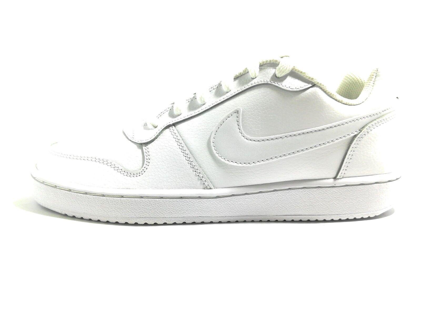 NIKE Ebernon Low Colore Total White Scarpe da Ginnastica AQ1775 100 Bianco