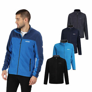 Regatta-Stanton-II-Mens-Warm-Mid-Weight-Full-Zip-Golf-Fleece-Jacket-RRP-40