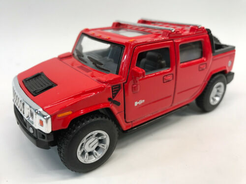 Hummer H2 SUT 2005 1:40 Scale KT.5097 Red