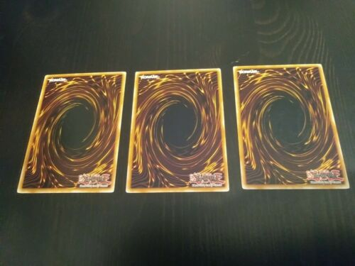 3x YuGiOh Dragon/'s Mirror Common 1st Edition MINT 3x CRV-EN040