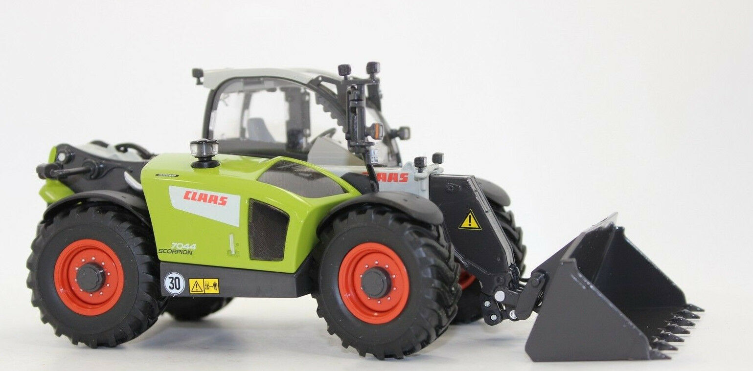 Wiking 773 47 Claas Scorpion 7044 Telescopic Loader 077347 1 3 2 New Boxed