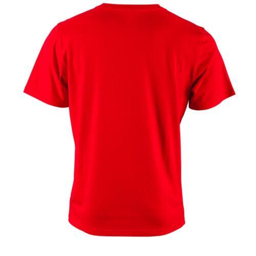 ONeal Piledriver Rot T-Shirt Herren Basic Sport Freizeit Rundhals MX MTB lässig