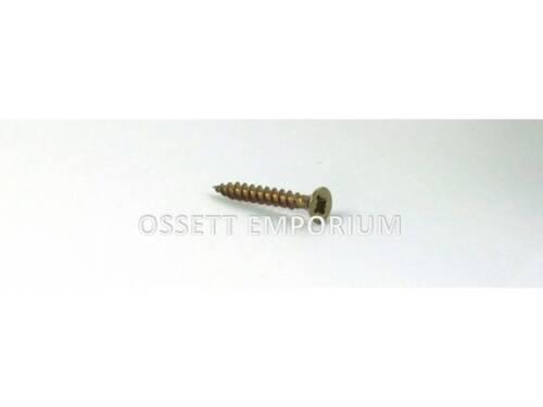 Multi usage vis à bois 3.5x13mm à 3.5x50mm ZYP Pozi Fraisée Fil Conducteur
