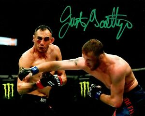 Justin-Gaethje-Autographed-Signed-8x10-Photo-UFC-REPRINT