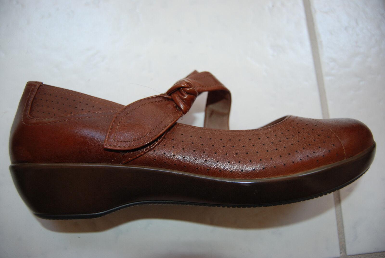 New Dark Marronee DANSKO  Mary Jane Style scarpe EU 39 US 8.5 - 9  alta qualità e spedizione veloce